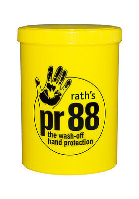 Rath's PR88 Hand/Skin Protection Cream / Barrier Cream 1L