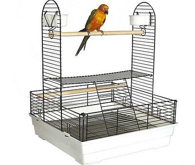 Liberta Harrington Table Top Parrot Play Stand Budgies Cockatiels African Greys