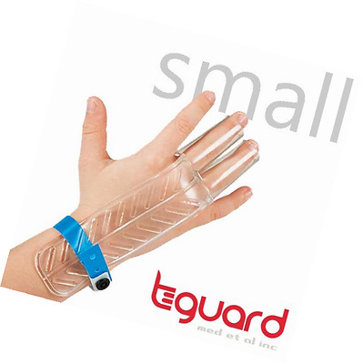Treatment Kit to Stop Finger Sucking by TGuard brand FingerGuard (Size Small: Ag