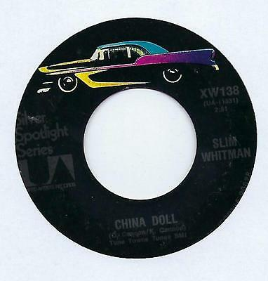 "Slim Whitman - Indian Love Call - 7"" Single"