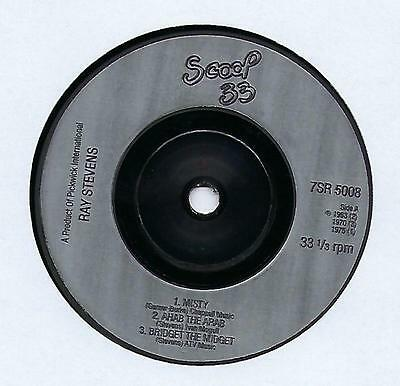 "Ray Stevens - Misty - 7"" Single"