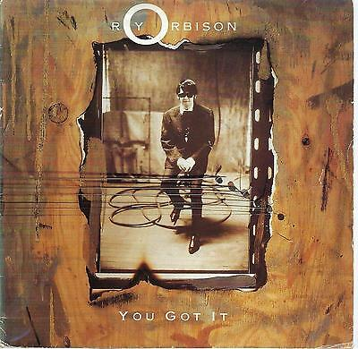 "Roy Orbison - You Got It - 7"" Single"
