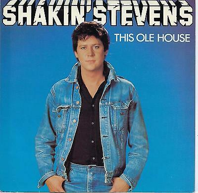 "Shakin' Stevens - This Ole House - 7"" Single"