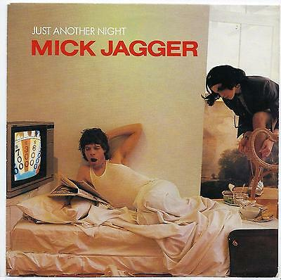 "Mick Jagger - Just Another Night - 7"" Single"