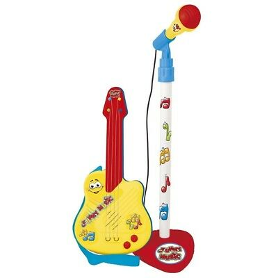 Reig Funny Music Guitar and Microphone Set. Huge Saving