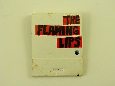 The Flaming Lips matches Promo matchbook Transmissions From The Satellite Heart