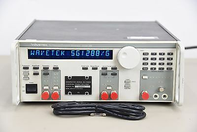 Wavetek Model 288 Synthesized Function Generator