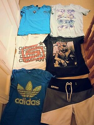 Mens summer bundle fit size M-L