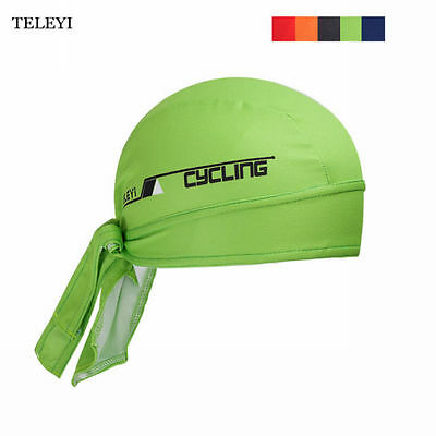 TELEYI Outdoor Sport Bicycle Hat Headband Riding Cycling Cap Bike Scarf  5-Colors 36a5d1ba6a14