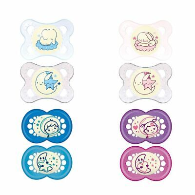 MAM Baby / Child / Kids Night Time Soother - BPA & BPS Free