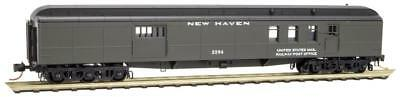 Micro-Trains MTL N-Scale Heavyweight Mail-Baggage (RPO) Car New Haven/NH #3294