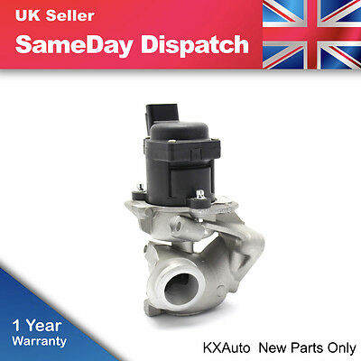 New EGR Valve Ford Focus Mk2 Fiesta VI V C-MAX 1.6 TDCi 2004> On 1682737 161859