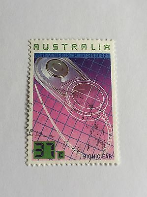 Australia Achievements In Technology Bionic Ear Stamp 37c