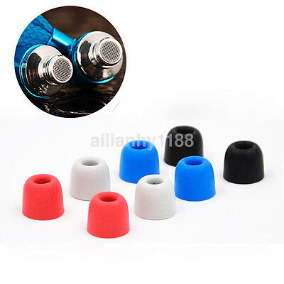 10x memory foam tips noise cancellation in-ear earbud replacement medium EC