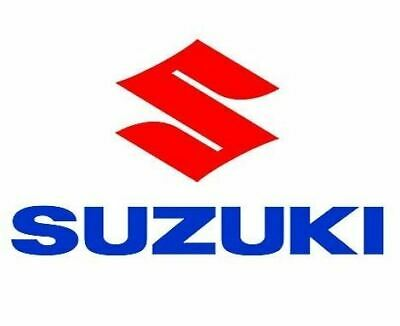 Genuine Suzuki Swift AZG412 Owners Manual