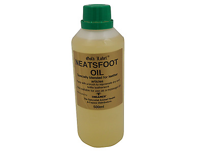 Gold Label - Neatsfoot Oil