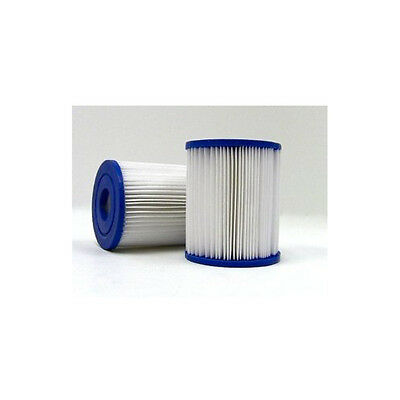 """Summer Escapes Pool Filter Cartridges Type D 3.75"""" X 4.13"""" 2 Pack"""