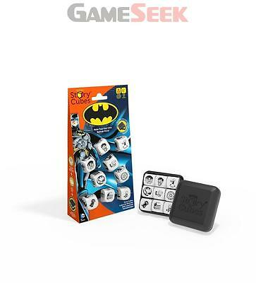 Rory's Story Cubes Storyworlds - Batman - Toys Brand New Free Delivery