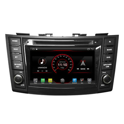 Android 6 Car DVD Player Navigation GPS Stereo For Suzuki Swift Ertiga 2011-2016