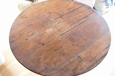 Georgian Oak Tilt Top, Tripod Table