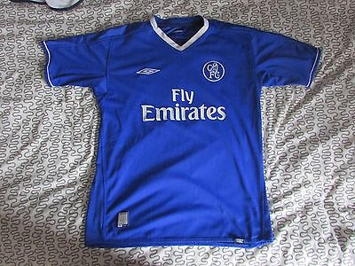 Maillot Chelsea 2004 / 2005 DROGBA Taille M