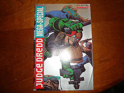 Judge Dredd Mega-Special 1992 (No 5)