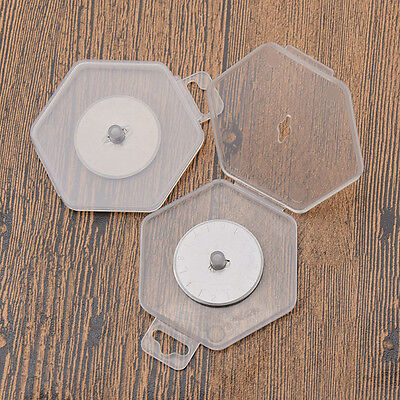 1 Set 28mm Rotary Cutter Spare Blades Craft Tool Refill Replacement Patchwork