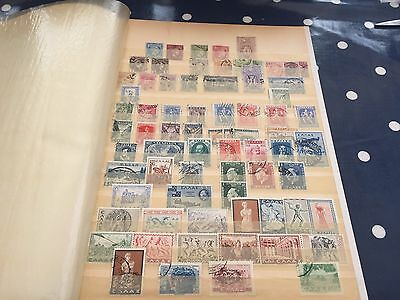 Good european country collections in stockbook starting with Greek Hermes etc