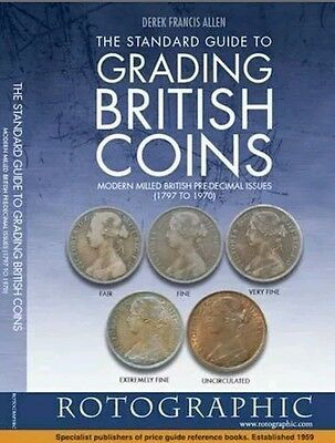 The Standard Guide to Grading Pre Decimal British Coins NEW Book