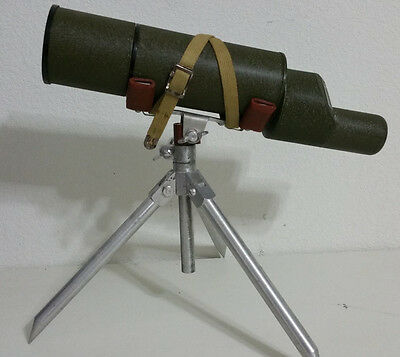 Vintage Bausch & Lomb WWII Spotting Scope 19.5x - Excellent Shape!