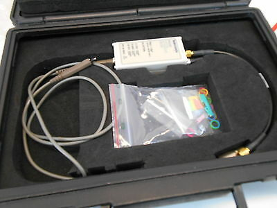 Tektronix P6209 4GHz Active FET Probe including Accessories & Case