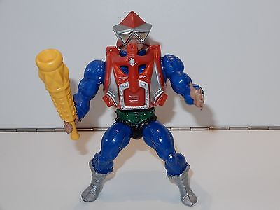 Motu He-Man Masters Of The Universe Mekaneck 100% Complete - Mattel France