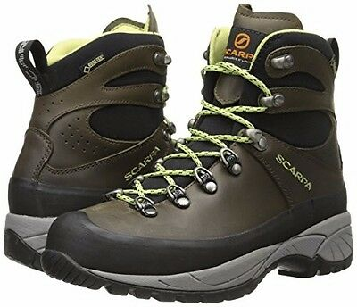 New With Tags - Italian Leather - Scarpa Boots Women's R - Evolution Plus GTX