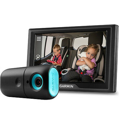 Garmin BabyCam Wireless Camera for Nuvi with Night Vision - Black