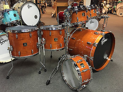 Gretsch Original Renown Pure Wood Cherry Shell 6 Piece Drum Set $1649.99