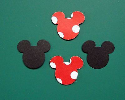 Mickey & Minnie Mouse Punchies - Pkt 50