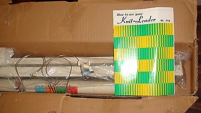 Knitting Machine Accessory Brother Knit Leader 116A Good Condition