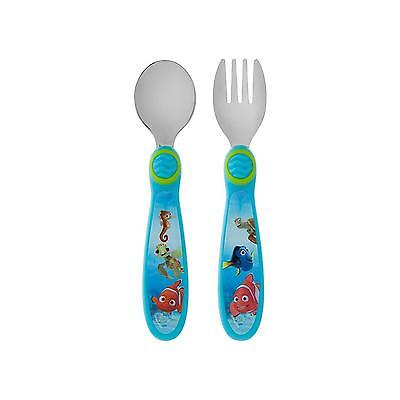 The First Years Disney Pixar Finding Nemo Easy Grap Flatware