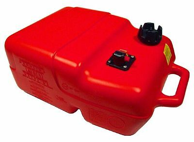 Scepter 25L Fuel Tank with Vented Cap and Fuel Guage - Brand NEW