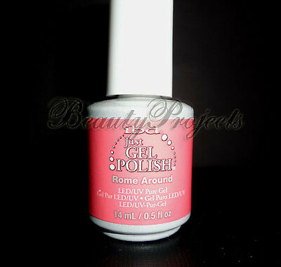 ibd Just Gel Polish Rome Around #57012 UV/LED Pure Gel .5oz fast shipping NEW