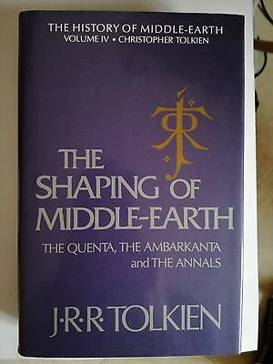 J.R.R. Tolkien: The Shaping of Middle-earth (History of Middle-earth)
