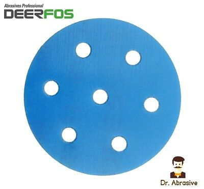 90mm Wet and Dry Sanding Discs For Festool Rotex Sandpaper Pad Grit 40-3000
