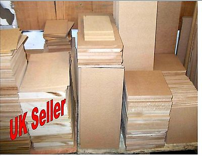 3 x 3mm Thick MDF. A5 210mm x 148mm Medium Density Fibreboard. Laser safe Crafts