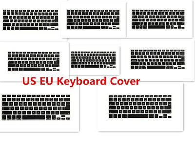 Foreign Alphabet Silicone Keyboard Cover Skin F Macbook Pro Air Retina 13 15 17