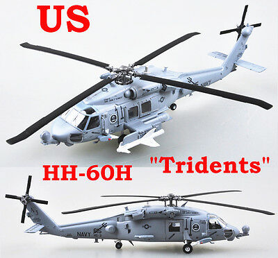 "Easy Model 1/72 US HH-60H, Seahawk,NH-615 of HS-3 ""Tridents"" (Late)#36924"