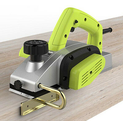 CE 220V 1020W Powerful Electric Hand Held  Wood Planer Woodworking Power Tools