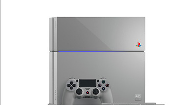 SONY Playstation 4 PS4 Limited Edition 20th Anniversary Console *VGC*+Warranty!