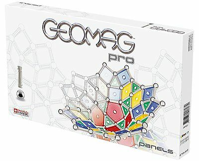 Geomag World PRO Metal Building KIT color 131 Piecesl 893 Panel Japan New Toy F