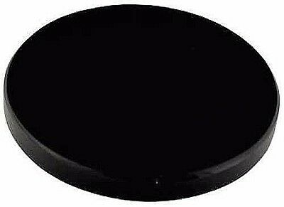 "8"" Black Obsidian Scrying Mirror Wicca Pagan Divination Evocation Magic Spirit"