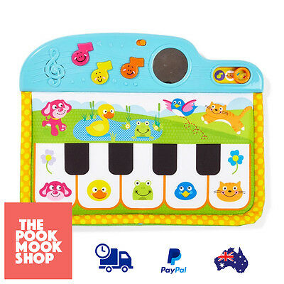 Sound & Tunes Piano Baby Toy Toddler Toys Kids  Educational Music Learning Play